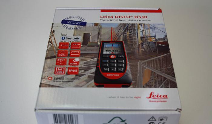 Leica Entfernungsmesser Disto D510 : Leica disto d m laser entfernungsmesser ° neigung